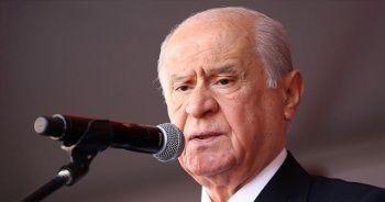 MHP Genel Başkanı Devlet Bahçeli: Cumhur İttifakı Türk milletinden taraftır