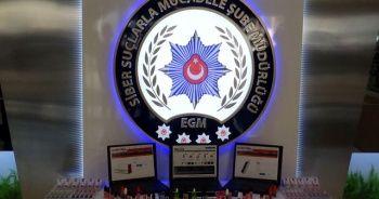 Milyonlarca lira vurgun yapan e-ticaret dolandırıcıları yakalandı