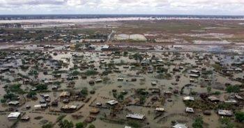 Mozambik'te sel felaketi: 66 ölü
