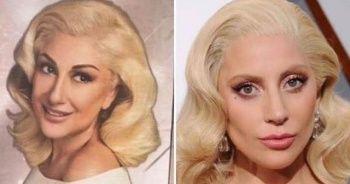 Muazzez Ersoy Lady Gaga'ya benzedi