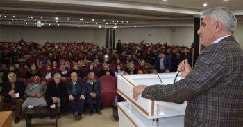 Osman Güder'den muhalefet tepkisi