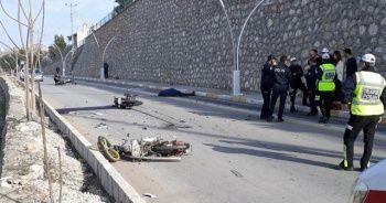 Polis memuru acıların en büyüğünü yaşadı