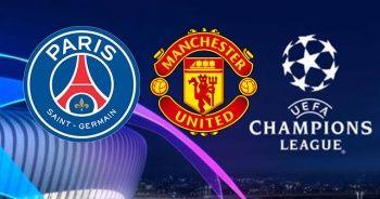 PSG-Manchester United maçı özeti golleri izle