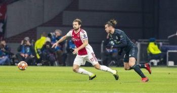 Real Madrid - AJAX Maçı özeti golleri İzle! Real Madrid Ajax kaç kaç bitti?