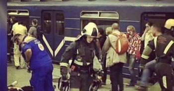 Rusya'da metro istasyonu saldırısının azmettiricisi yakalandı
