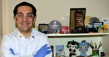 Selülozu nanoteknoloji ile geliştirip çelik mukavemetine çıkardı