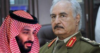 Suudi Arabistan Veliaht Prensi, General Hafter'le görüştü