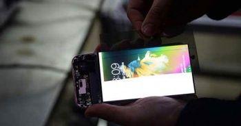 Türk girişimciler buldu! Kırık cep telefonu ekranından yeni ekran ürettiler