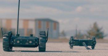 Türkiye'nin 'mini askerleri' sahaya çıktı