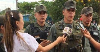 Venezuelalı diplomat: 'Rus askerlerinin askeri operasyonlarla bağlantısı yok'