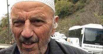 Yalnız yaşayan yaşlı adam evinde öldürülmüş halde bulundu