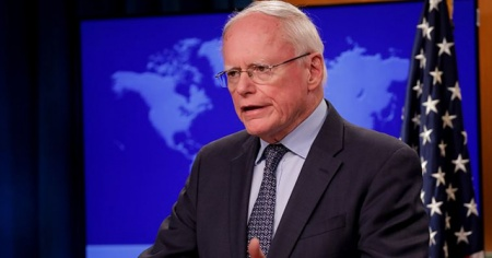 ABD'den açıklama: 'Güvenli bölge Türkiye ile oluşturulacak'