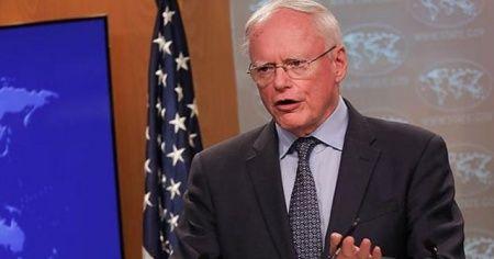 ABD Temsilcisi Jeffrey ile Irak Cumhurbaşkanı Salih bölgedeki güvenliği görüştü
