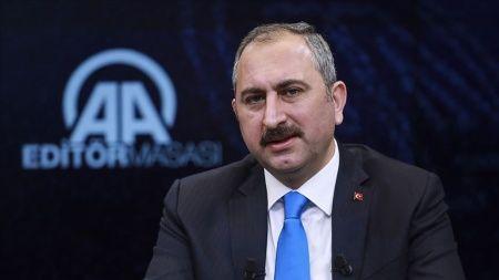 Adalet Bakanı Gül: Milletimiz örtülü ittifaka asla prim vermeyecek