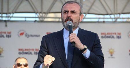 AK Parti'den Cumhurbaşkanı Erdoğan açıklaması