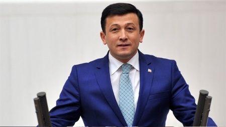 AK Partili Dağ: 'CHP listelerinde terörle ilişkili olan 27 kişi var'