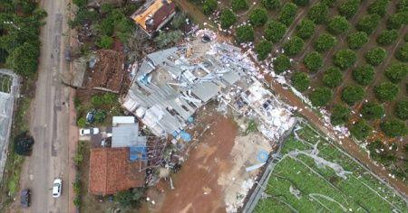 Antalya'da afetzedelere 20 milyon TL'lik yardım eli