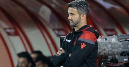 Arnavutluk Teknik Direktörü Christian Panucci'nin görevine son verildi