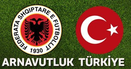 Arnavutluk Türkiye Maçı Şifresiz Canlı İzle! Arnavutluk Türkiye Canlı Skor Kaç Kaç? TRT1 Canlı İzle