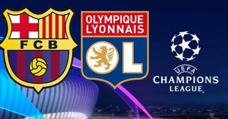 Barcelona Lyon Şampiyonlar Ligi maçı geniş özeti golleri izle! Barcelona Lyon maçı kaç kaç bitti?