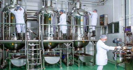 Bodrum'a 10 milyon lira yatırımla bitkisel üretim tesisi kuruldu