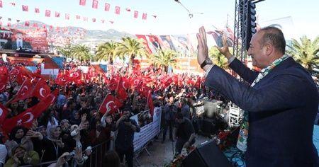 """Çavuşoğlu: """"CHP'nin içinde DHKP-C'liler var"""""""