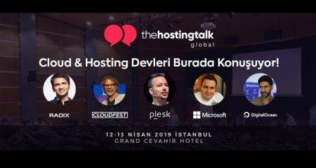 Cloud ve hosting sektörünün devleri, Hosting Talk Global'de buluşacak