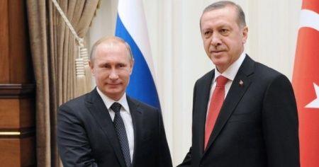 Cumhurbaşkanı Erdoğan 8 Nisan'da Rusya'ya gidiyor