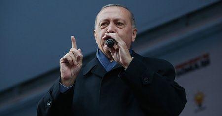 Cumhurbaşkanı Erdoğan'dan Batı'ya 'teröre karşı ortak tavır' çağrısı