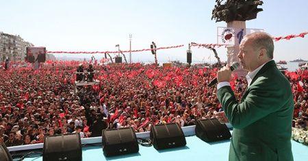 Cumhurbaşkanı Erdoğan yeniden İzmir'e gidecek