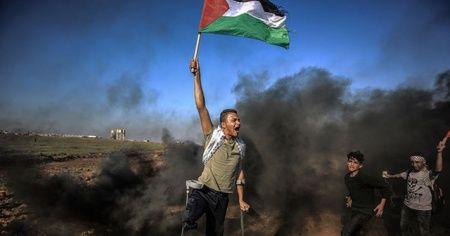 """Filistin'in BM Büyükelçisi'nden Bachelet'e """"İsrail'i UCM'ye taşı"""" çağrısı"""