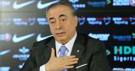 Galatasaray Kulübü Başkanı Mustafa Cengiz, 'Biz görevimizin başındayız'