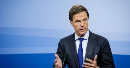 """Hollanda Başbakanı Rutte: """"Çok korkutucu bir durumla karşı karşıyayız"""""""
