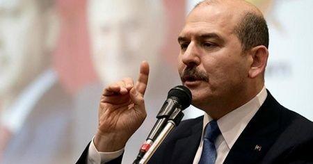 """İçişleri Bakanı Soylu: """"Bu ülkenin kardeşliğine pusu kuranlara göz açtırmayız"""""""