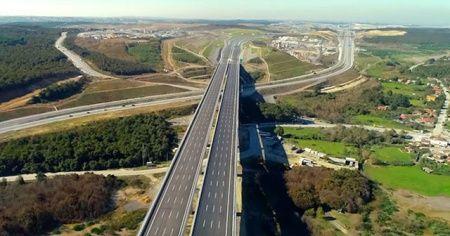 İki dev köprü birbirine bağlanıyor! Açılışı Cumhurbaşkanı Erdoğan yapacak