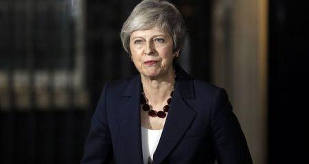 İngiltere'de Brexit istifası