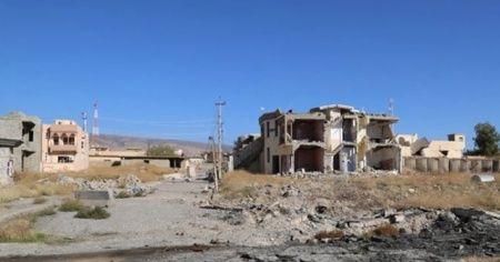 Irak'ta 3 DEAŞ'lı terörist üzerlerindeki bombaları patlattı