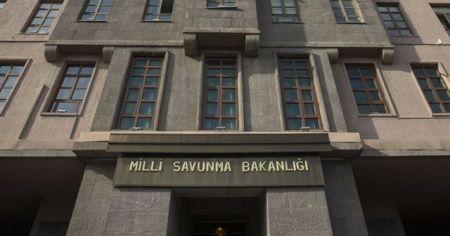 Milli Savunma Bakanlığı'ndan 'mavi vatan' açıklaması