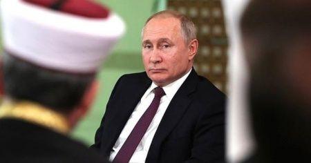 Putin, Cumhurbaşkanı Erdoğan'ı Kırım'daki cami açılışına davet etti
