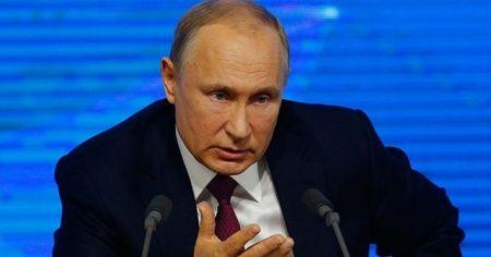 Putin 'sahte haber' yasasını onayladı