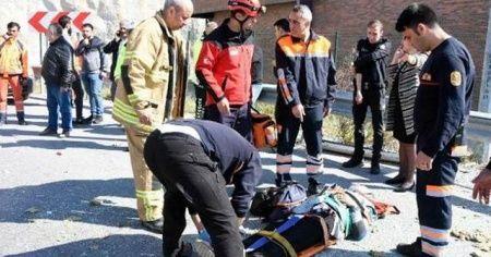Son dakika: İzmir'de üzücü kaza! Down sendromlu çocuklar ve ailelerini taşıyordu...