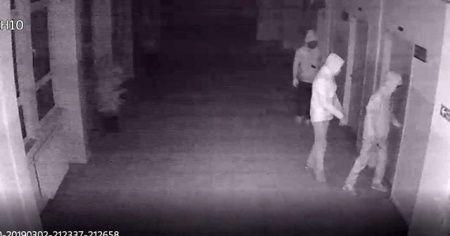 Sultangazi'de eğitim kurumlarına dadanan 11 hırsız tutuklandı