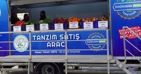 Tarım ve Orman Bakanı Bekir Pakdemirli:  'Zincir mağazalarda da tanzim satışı olacak'