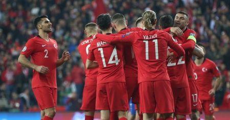 Türkiye Moldova'yı 4-0 yendi