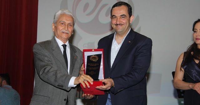 3. Ulusal Palandöken Ödül Töreni'nde İHA'ya 'Yılın Ajansı' ödülü