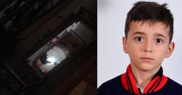 5. kattan düşen çocuk kurtarılamadı