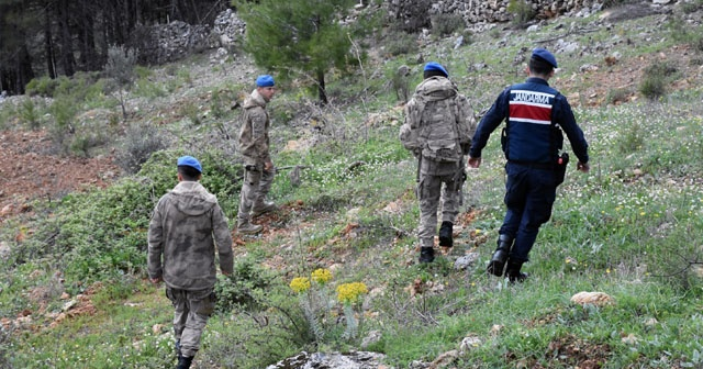 7 gündür kayıp vatandaşı Komandolar arıyor