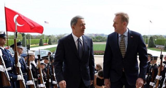 ABD Savunma Bakan Vekili Shanahan'dan Türkiye açıklaması