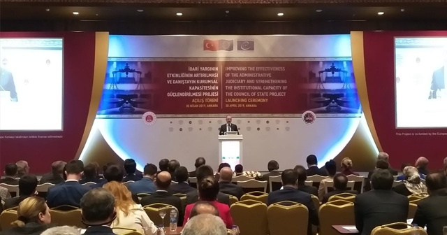 Adalet Bakanı Gül:'Türkiye Adalet Akademisi'ni yakında tekrardan açacağız'
