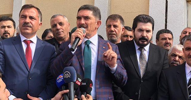 AK Parti Ağrı Milletvekili Çelebi Kılıçdaroğlu'na yapılan saldırıyı kınadı